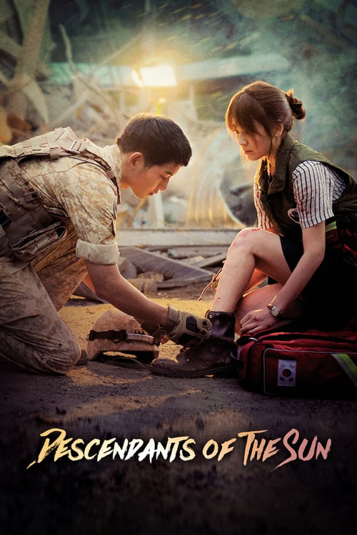 Descendants of the Sun – 太陽的後裔[ Cantonese Version]