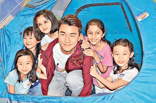 5 Kids And A Bloke – 五個小孩的大叔