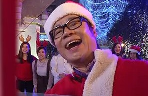 Chow HK Block to Block Christmas Special – 區區添食平安夜