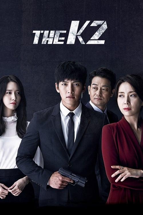 The K2 – 權慾叛戰[Cantonese]
