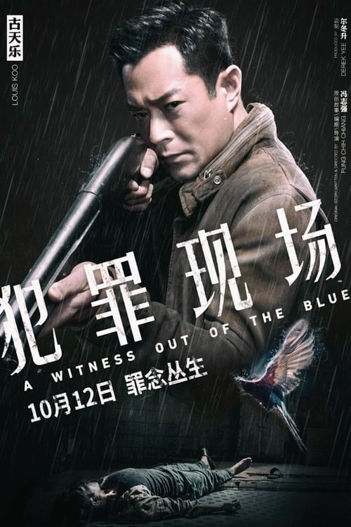 A Witness out of the Blue – 犯罪现场